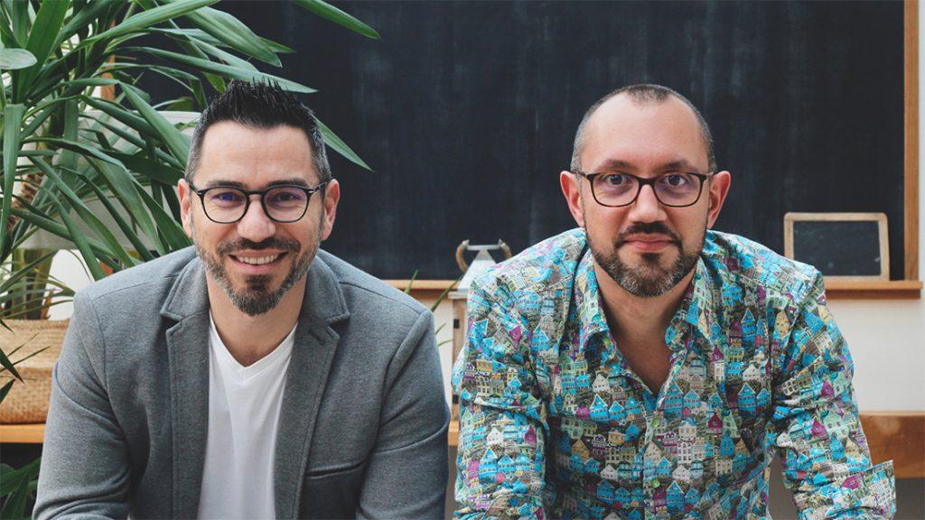 Sébastien et Nicolas de La Déco by Seb et Nico